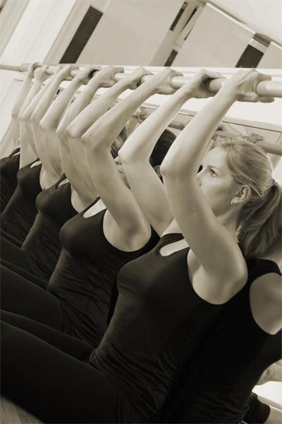 Golden Barre hält Ihren Körper flexibel