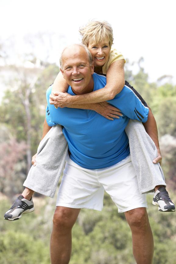 Senioren Fitness in München mit Sigi