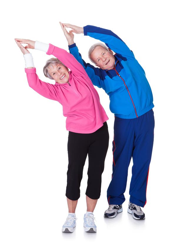 Senioren Fitness in München mit Spaß und Freude